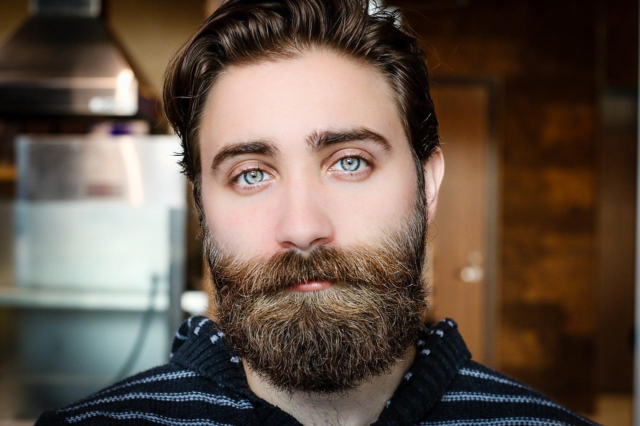 Barba Grande para impressionar mulheres