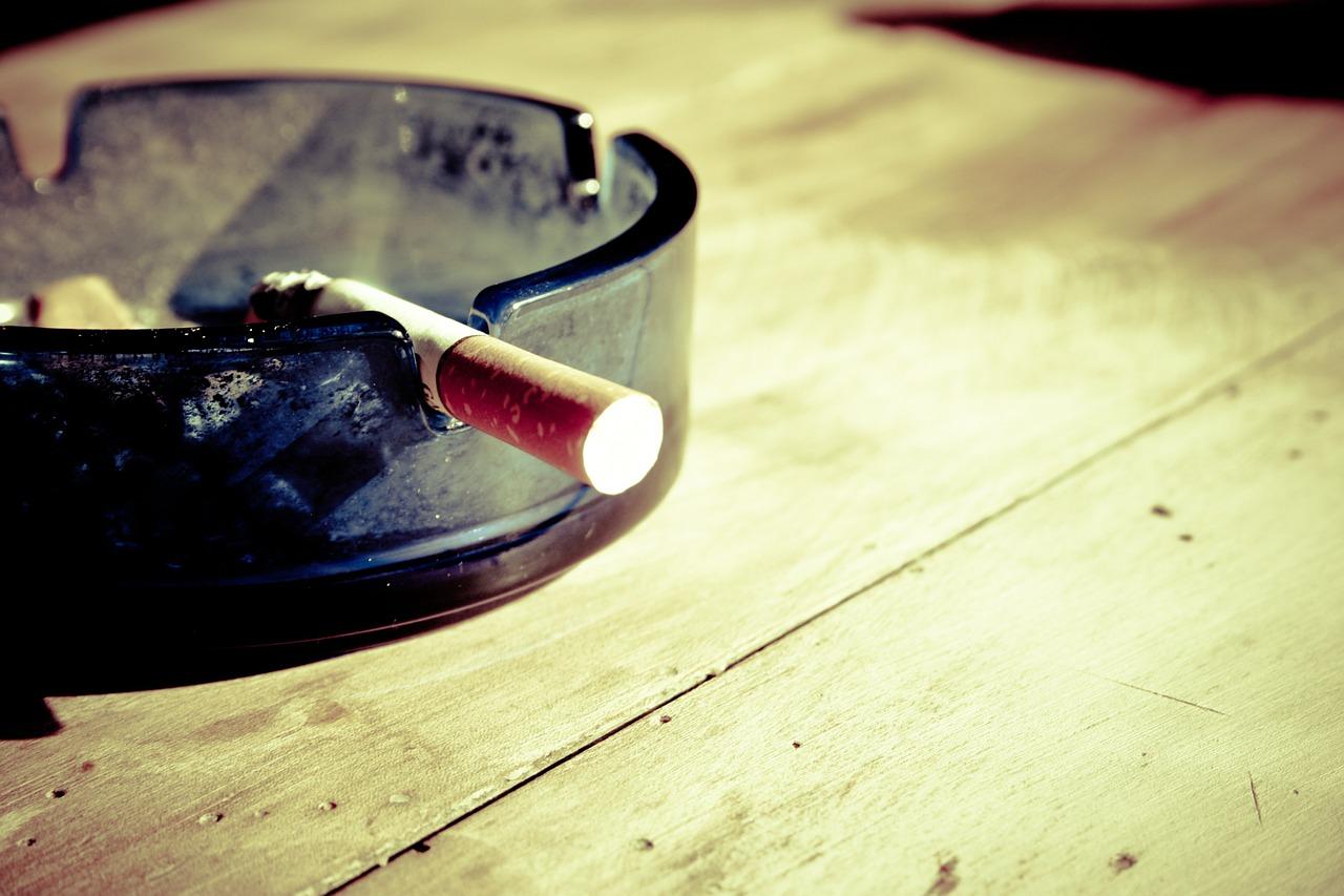 Chega de fumar