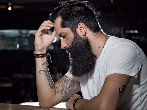 shampoo de barba