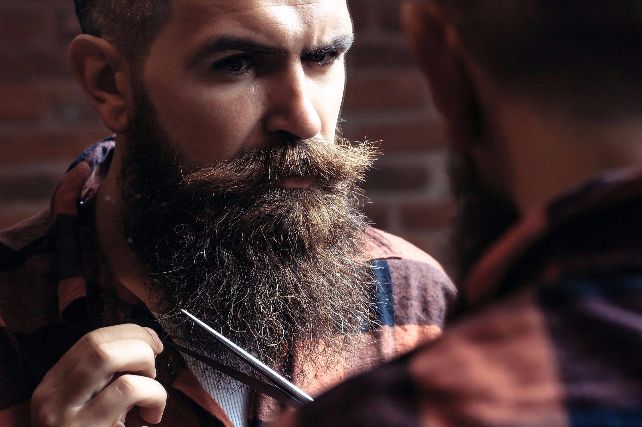 Saiba Como Deixar a Barba Crescer de Forma Fácil: Dê Atenção Para Sua Cara