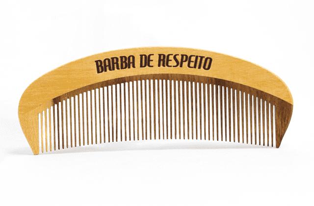 Pente Original Barba de Respeito