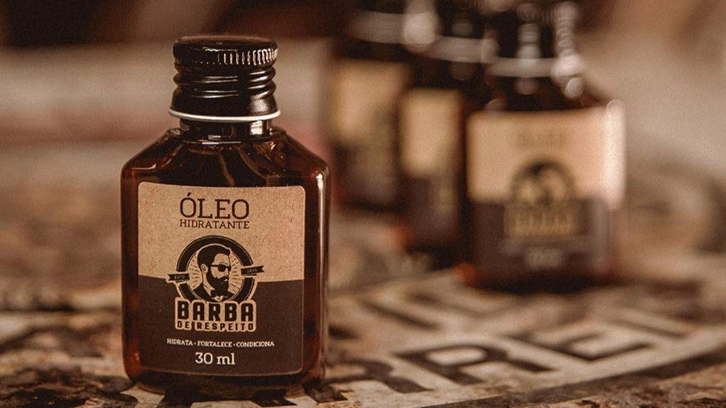 Como Presentear um Homem com Estilo Barbudo: óleo de barba