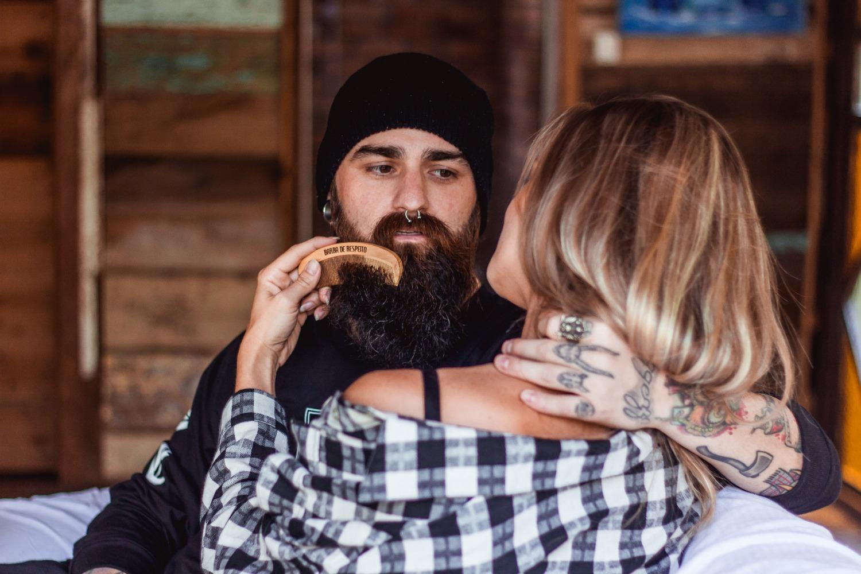 Entenda a Opinião da Mulherada Sobre Barba Cheia