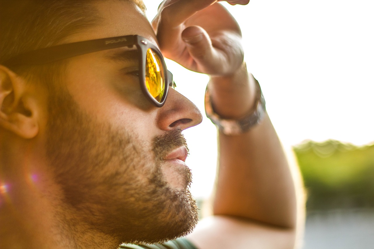 Tipos de Barba para Rosto Triangular: Barba Cerrada
