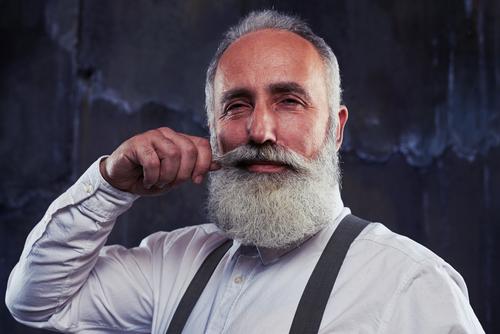 Barba de Lenhador tem idade?