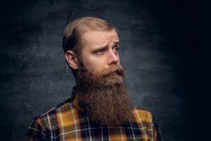 Estilo de Barba: Lenhador