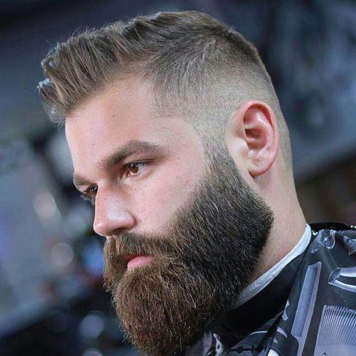 Barba Lenhador Barba De Respeito