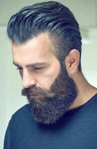 Tipos De Corte De Cabelo Com Barba Barba De Respeito