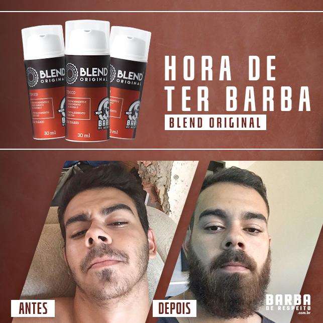 Blend Original® Barba de Respeito