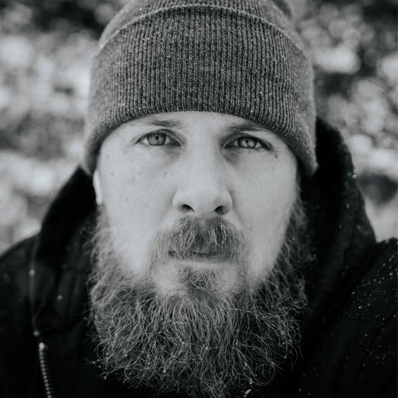 barba no inverno
