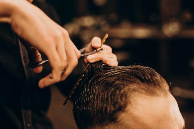 curso de barbeiro sobre corte