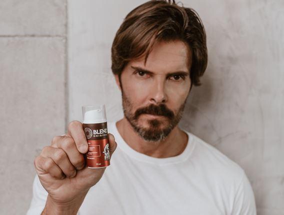 produtos para crescer barba