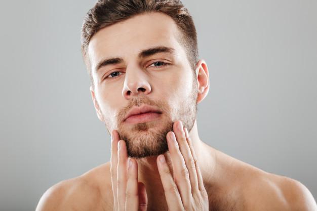 barba falhada requer atenção